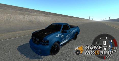 Dodge RAM SRT-10 for BeamNG.Drive