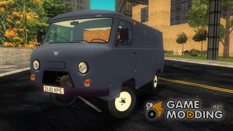 УАЗ 3741 для GTA 3