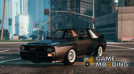 Audi Quattro Sport for GTA 5