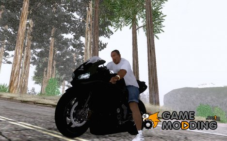 Yamaha Copbike 2013 для GTA San Andreas