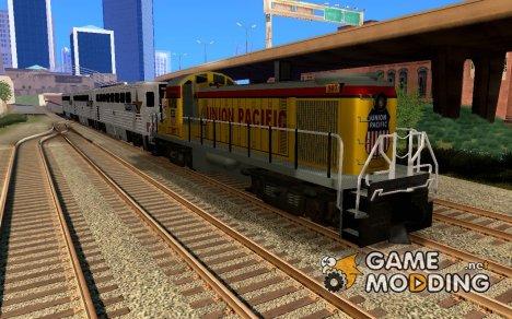 Тепловоз RS3 Union Pacific for GTA San Andreas