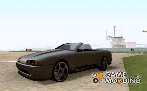 Elegy Cabrio for GTA San Andreas
