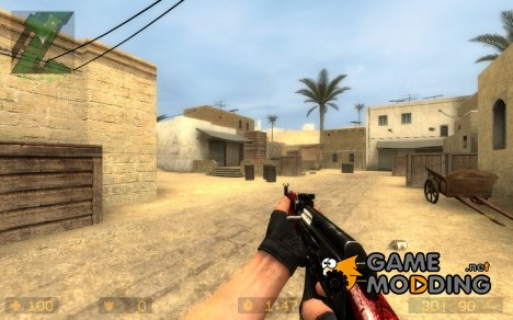 AK47 + Reorigins + Sounds for Counter-Strike Source
