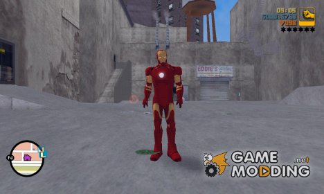 Iron Man for GTA 3