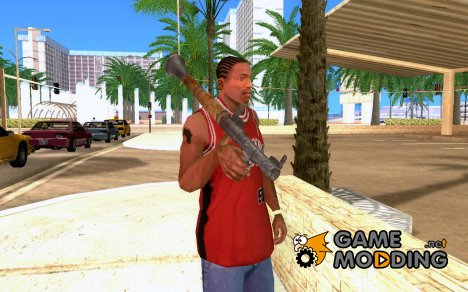 RPG из IV for GTA San Andreas