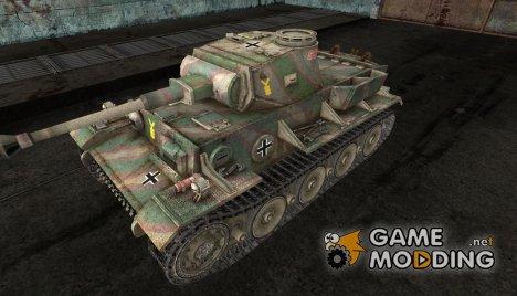 шкурка для VK3601(H) №22 for World of Tanks