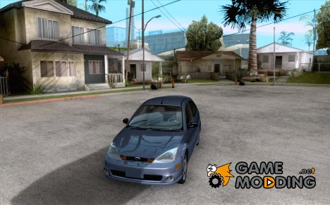 Ford Focus SVT TUNEABLE for GTA San Andreas