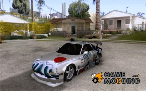Mazda RX7 for GTA San Andreas