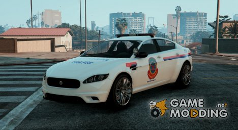 Jandarma Trafik (Gendarmerie Traffic) for GTA 5