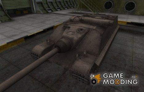 Перекрашенный французкий скин для AMX-50 Foch (155) for World of Tanks