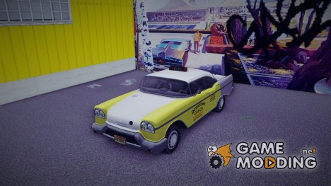 Declasse Cabbie для GTA 3