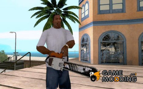 L4D2 Chainsaw for GTA San Andreas