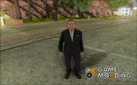 Call Of Duty Advanced Warfare Jonathan Irons (Kevin Spacey) for GTA San Andreas