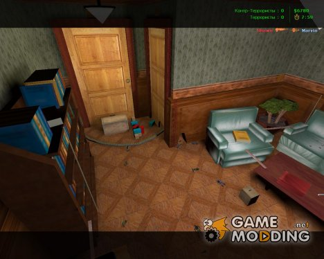 de_rats4_final для Counter-Strike 1.6