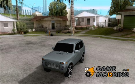 Lada Niva 21214 Tuning for GTA San Andreas