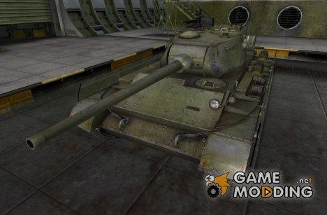 Ремоделлинг для Т-44 для World of Tanks