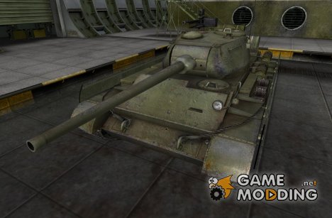 Ремоделлинг для Т-44 for World of Tanks