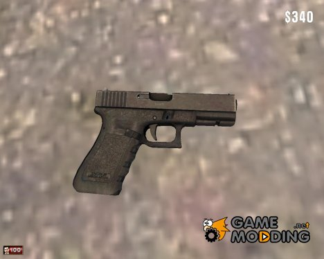 Glock 17 for Mafia: The City of Lost Heaven