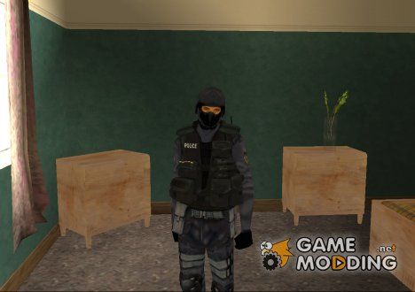 New Custom SWAT 2 for GTA San Andreas