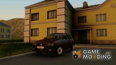 Seat Ibiza для GTA San Andreas