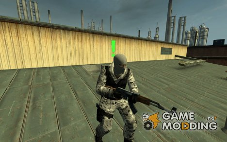 Arctic Redux 1.0 для Counter-Strike Source