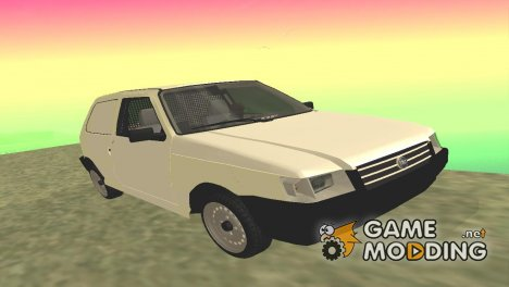 Fiat Uno Fire Cargo for GTA San Andreas