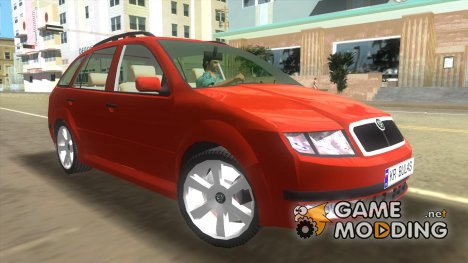 Skoda Fabia Combi for GTA Vice City