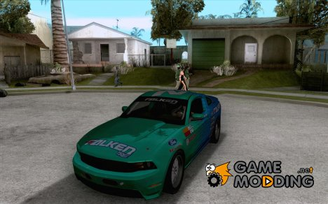Ford Mustang GT Falken for GTA San Andreas