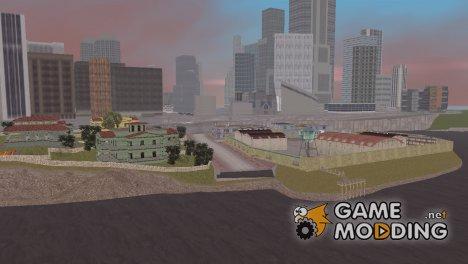 Остров Креветок for GTA 3