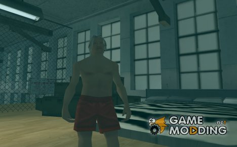 Пила. Игра Джареда для GTA San Andreas
