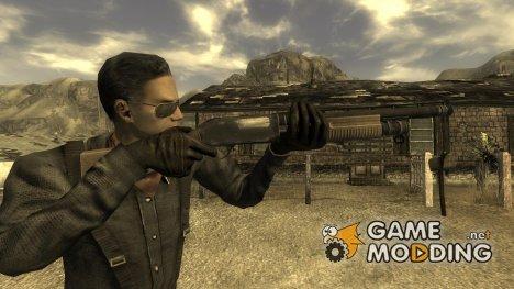 "Дробовик ""Близкое знакомство"" for Fallout New Vegas"