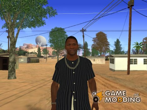 BMYCR HD (Reddon) for GTA San Andreas
