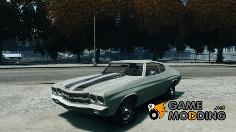 Chevrolet Chevelle SS 1970 v1.0 for GTA 4