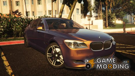 BMW 750Li 2009 for GTA 5