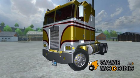 Kenworth K100 V 1.0 for Farming Simulator 2013