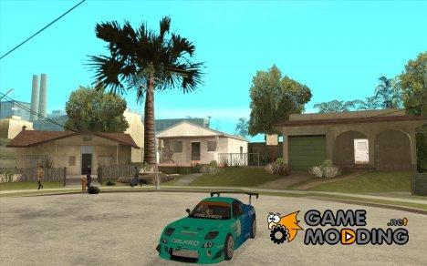 Mazda RX7 Falken edition для GTA San Andreas