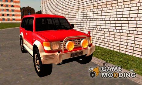 Mitsubishi Pajero второго поколения for GTA San Andreas