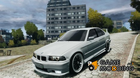 BMW 318i Light Tuning for GTA 4