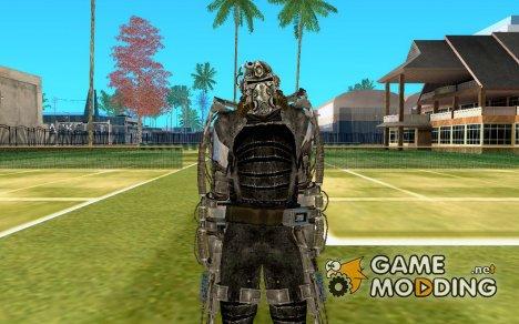 Экзоскелет из Чистого неба для GTA San Andreas