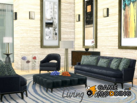 Living Baker for Sims 4