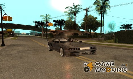 Elegy Sport Type V1 for GTA San Andreas