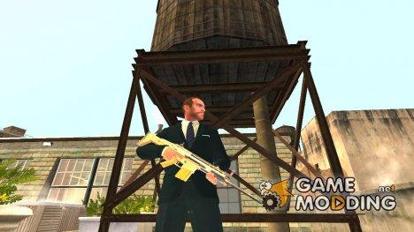 Scar-H для GTA 4