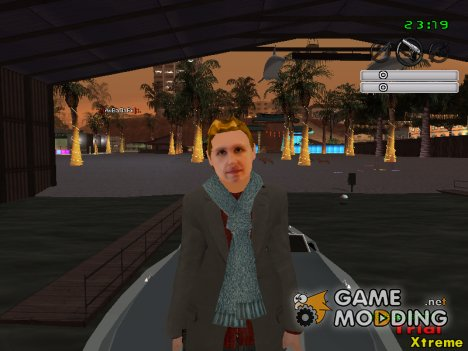 Alex Pozitiv для GTA San Andreas