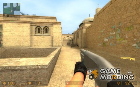 Super Shotty Vert Grip for Counter-Strike Source