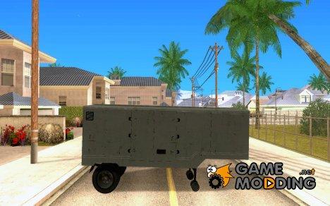 Прицеп ОдАЗ 794 для GTA San Andreas