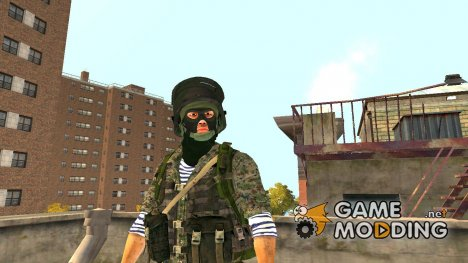 BF3 Russia Support for GTA 4
