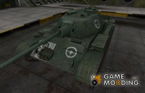 Зоны пробития контурные для 59-16 for World of Tanks