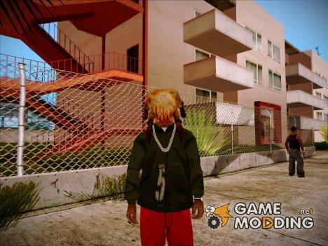 Хедкраб (Half Life) для GTA San Andreas