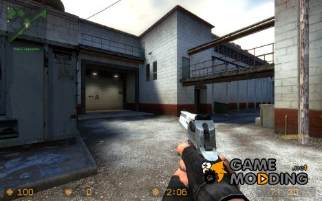 Clearer Desert Eagle for Counter-Strike Source