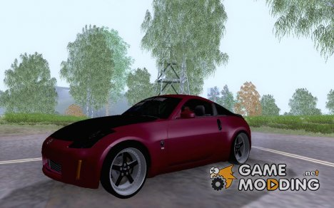Nissan 350Z OHinoStar for GTA San Andreas